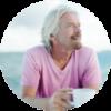 Entrepreneur Richard Branson